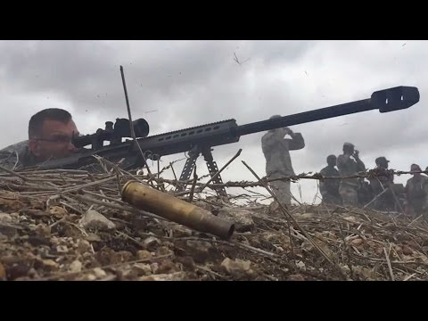 An Army Ranger describes the toughest exercise at the military's elite sniper school