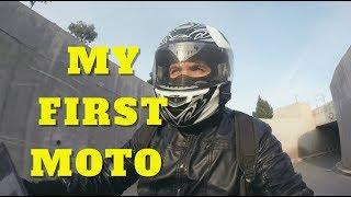 MY FIRST MOTO !! GELIRA RUNNER