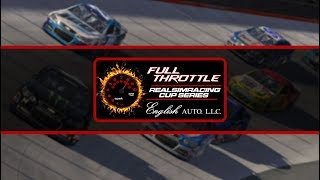 12: Sonoma // Full Throttle RSR Cup Series: Presented by English Auto L.L.C.