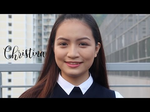 Fresh makeup look ft. Christina Chong