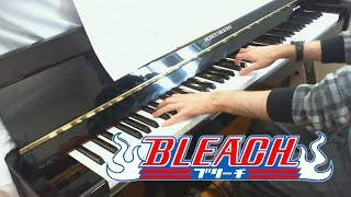 Rolling Star ~ Vocal + Piano cover - (Yui, Bleach 5th Opening)