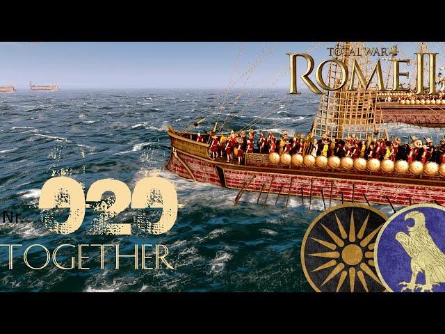 #20 - Lets Play Rome 2 Total War Emperor Edition german - Ägypten Together