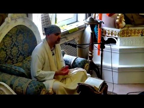 Шримад Бхагаватам 4.24.35 - Вриндаван прабху