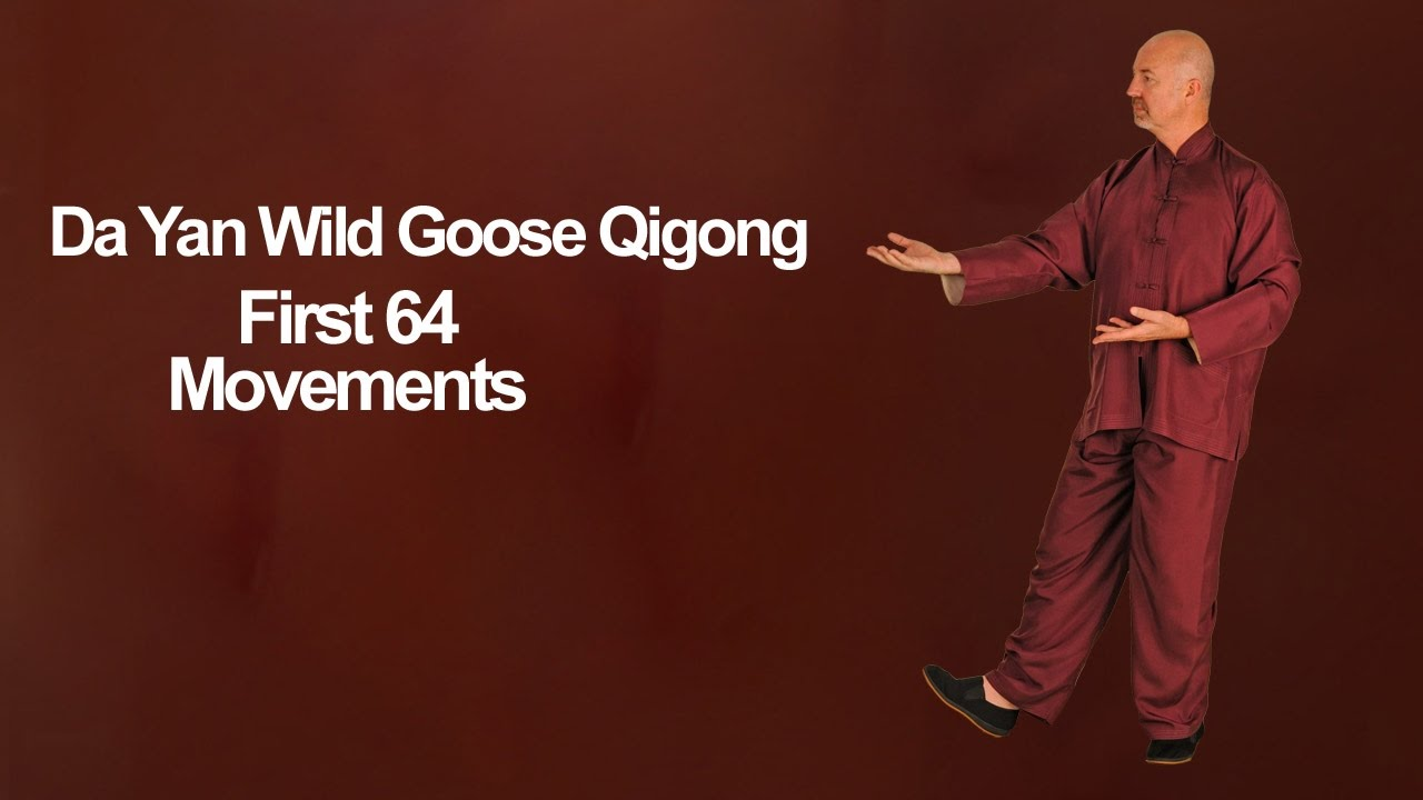 Da Yan Wild Goose Qigong 1st 64 Movements   Simon Blow Qigong   YouTube Da Yan Wild Goose Qigong 1st 64 Movements   Simon Blow Qigong
