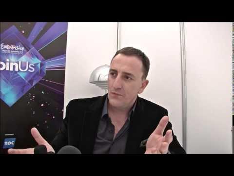 Eurovision 2014: Interview with Sergey Cetkovic (Montenegro)