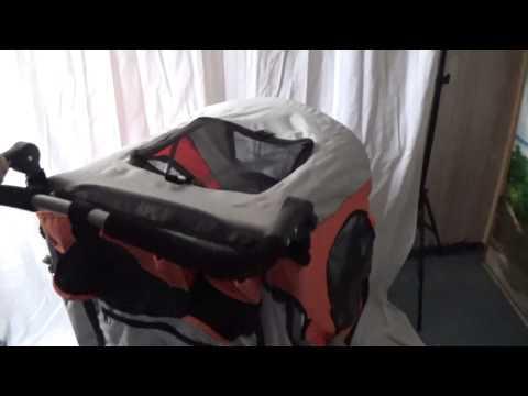 Hundebuggy Shuttle Maxi