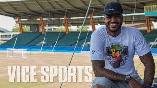 Stay Melo: Carmelo in San Juan's Toughest Slum & the Knicks in Puerto Rico