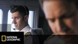 Komputer przejął kontrole nad samolotem! - Katastrofa w przestworzach