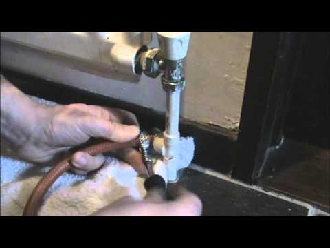 Draining and Refilling Central Heating - YouTube