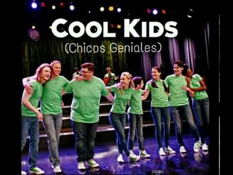 Cool Kids -  Glee Traduccido (inglés ~ español)
