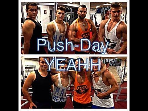 Push-Workout