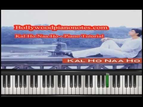 Kal Ho Naa Ho PianoTutorial
