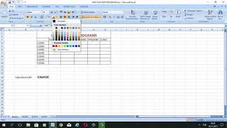 Download lagu Excel de Basit Tablo Oluşturma MP3