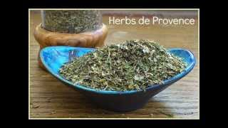 How To Make Herbs De Provence - Couldn't Be Much Simpler!