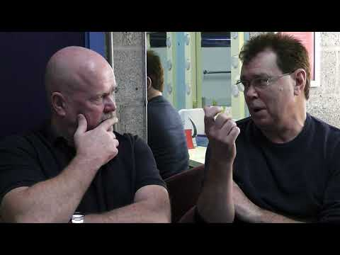 Steve McFadden and Andy Ford have an end of Panto Run Chat