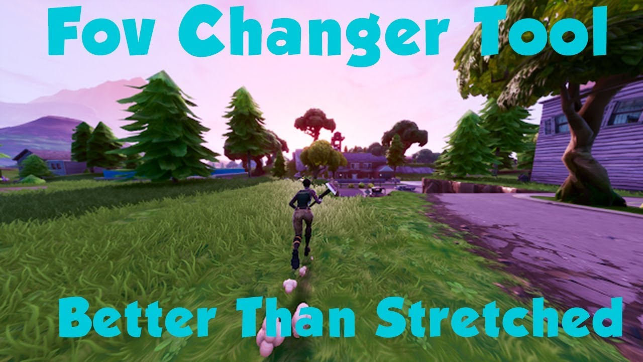 How to GET FOV Changer by using This Tool In Fortnite! GAIN MORE FOV!  (Fortnite Tricks)