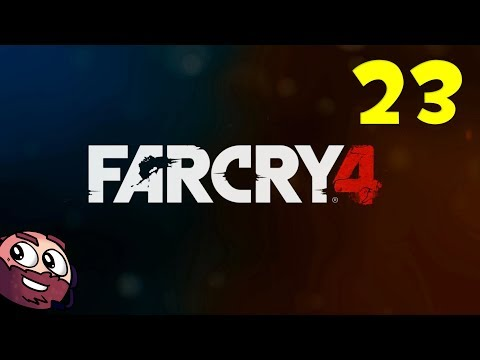 FarCry 4  #23 - Smacked off me baps in a Temple yay