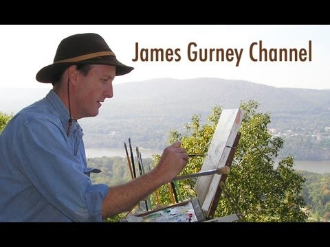 Introduction to the James Gurney YouTube Channel