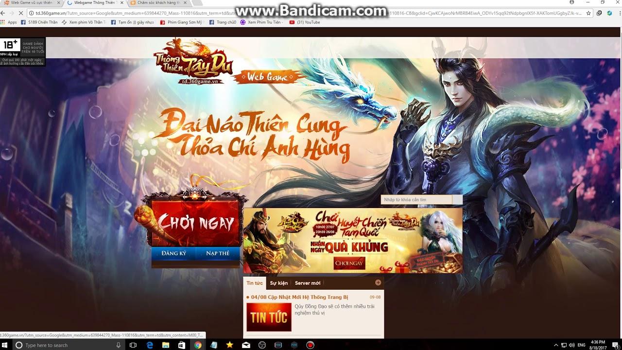 hướng dẫn cách vip 0 có thể nhận quà vip 8 của các game trên web 360game.vn