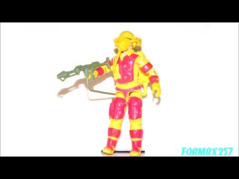 1984 Blowtorch (Flamethrower) G.I. Joe review