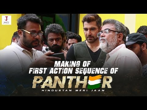 making-of-first-action-sequence-of-panther-|-jeet-|-anshuman-pratyush-|-august-2019