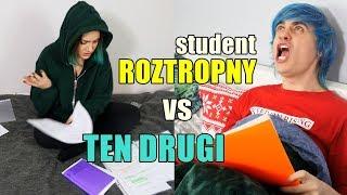 Student ROZTROPNY vs TEN DRUGI
