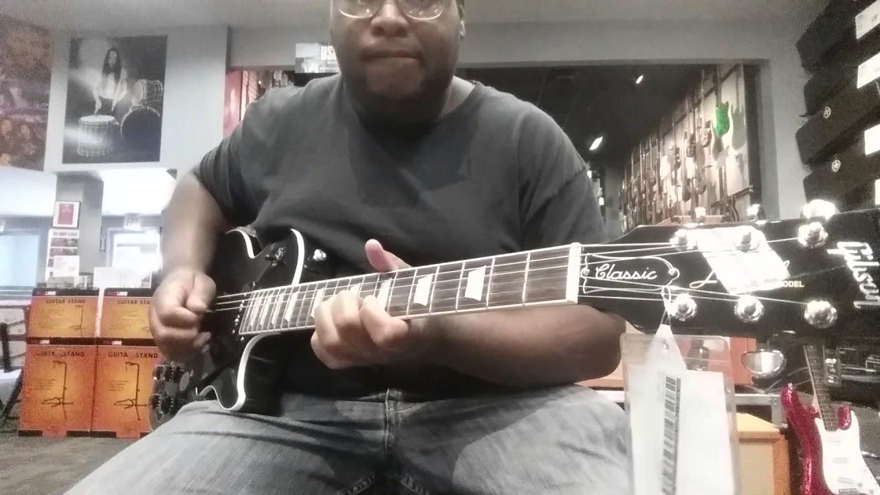 Classic ebony