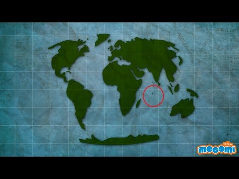 Indian Ocean Facts & Information - Geography for Kids | Mocomi