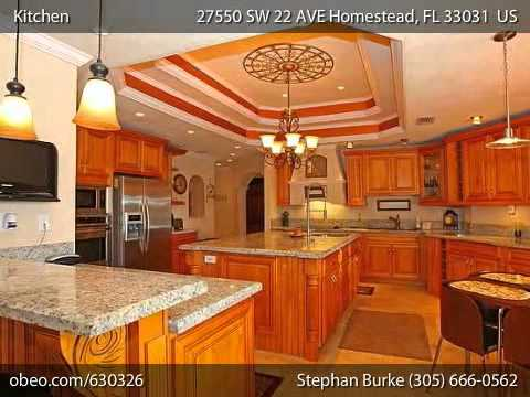 27550 SW 22 AVE Homestead FL 33031