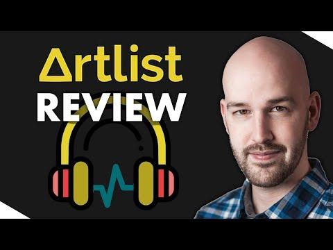 Beste Musik für Filmmaker - Artlist Review - Musik für Videoaufträge