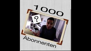 FAQ: Warum ich A.B.K heiße?? 1000 Abonnenten!!!!!