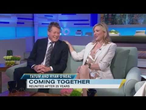 Tatum and Ryan O'Neal 'GMA' : O'Neals Discuss Their Estrangement, Reuniting 06.16.11