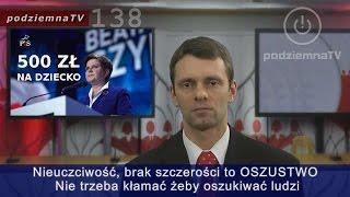 Pierwsze oszustwo nowego rządu PiS