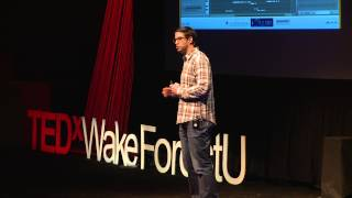 The explosion of online educational content: Ben Kamens at TEDxWakeForestU