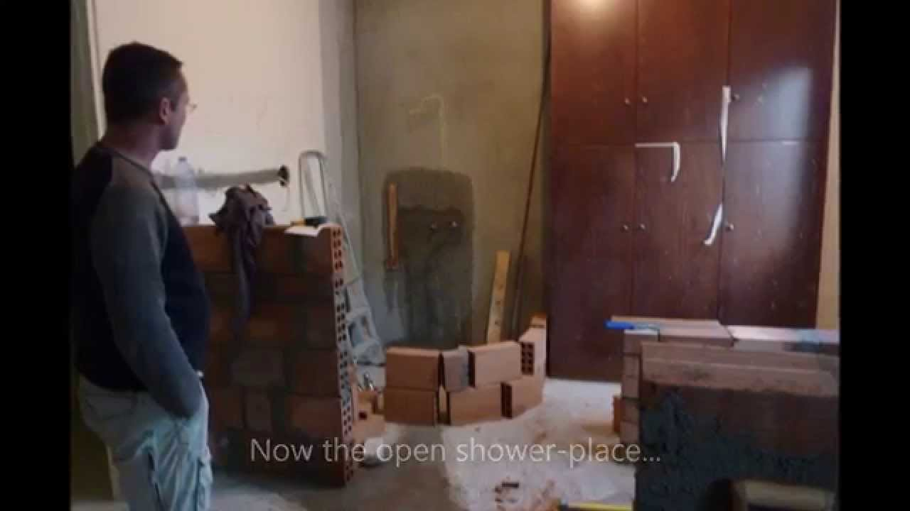 Bathroom remodeling no tiles please youtube for Youtube bathroom remodel