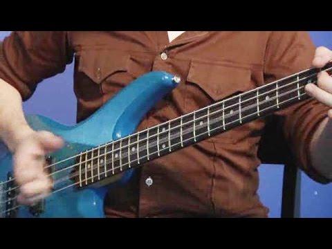 How to Slap Bass in Rhythm & Blues | Slap Bass
