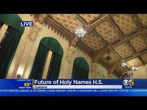 BACK TO SCHOOL WEEK - Holy Names High School