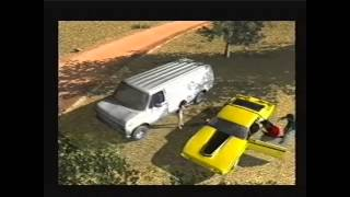 THE DUKES OF HAZZARD: 2 Daisy Duke's it out PS1Game movie episode 2