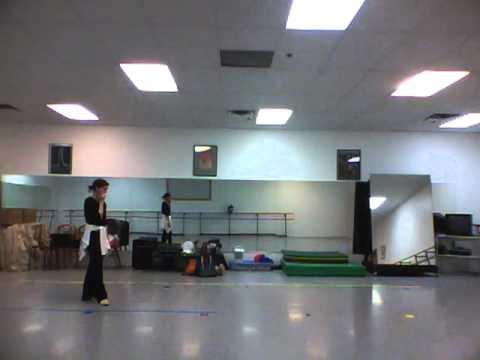 deanne's dance studio cotton eyed joe ending