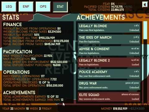 Deep State GamePlay #3