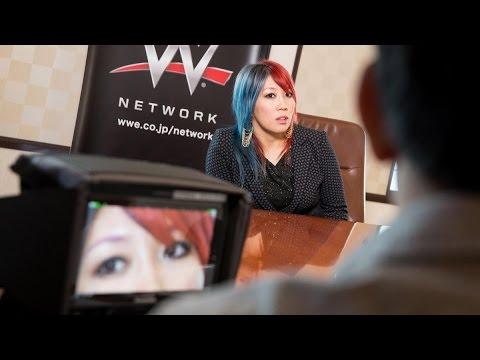 Asuka, Shinsuke Nakamura & Oney Lorcan Meet media in Osaka, Japan - NXT Live in Japan - Highlight