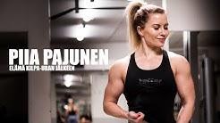 Piia Pajunen | Fitnessuran jälkeen | TAFFER