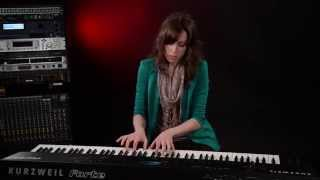 """Kurzweil Forte - Hannah Holbrook performs """"Late Bloomer"""""""