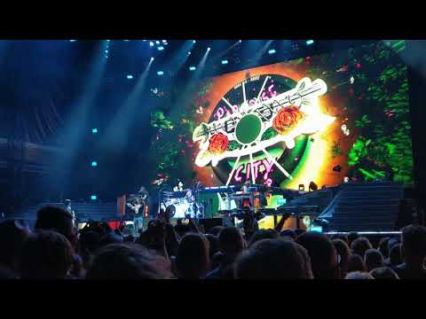 Guns'n'Roses - Paradise City live @ Tallinn 16.07 @Estonia