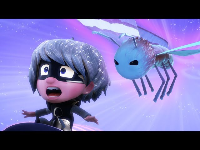 PJ Masks Full Episodes - Ninja Moths - 1 Hour Compilation - Cartoons for Children