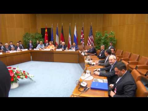 E3/EU+3 with Iran talks in Vienna with the participation of Catherine Ashton
