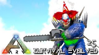 ARK: SURVIVAL EVOLVED - BUFFOON GIGANTO & FABLED GRIFFICORN E25 !!! ( PRIMAL FEAR PYRIA )
