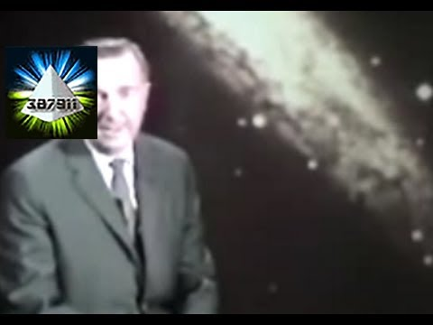 CBS TV 1966 Special 📺 Walter Cronkite Alien Flying Saucer Reports 👽 UFO Friend Foe or Fantasy