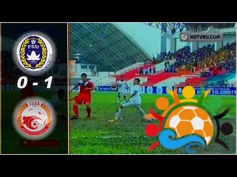 [Aceh World Solidarity Cup] Indonesia Vs Kyrgyzstan 0-1 Goal Highlight