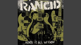 Provided to YouTube by Warner Music Group Evil's My Friend · Rancid...